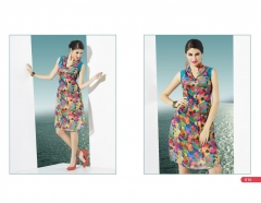 Digital prints kurtis 16