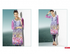 Digital prints kurtis 17
