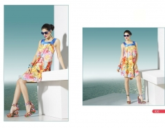 Digital prints kurtis 20